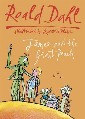 4. Dahl, R. - James and the Giant Peach